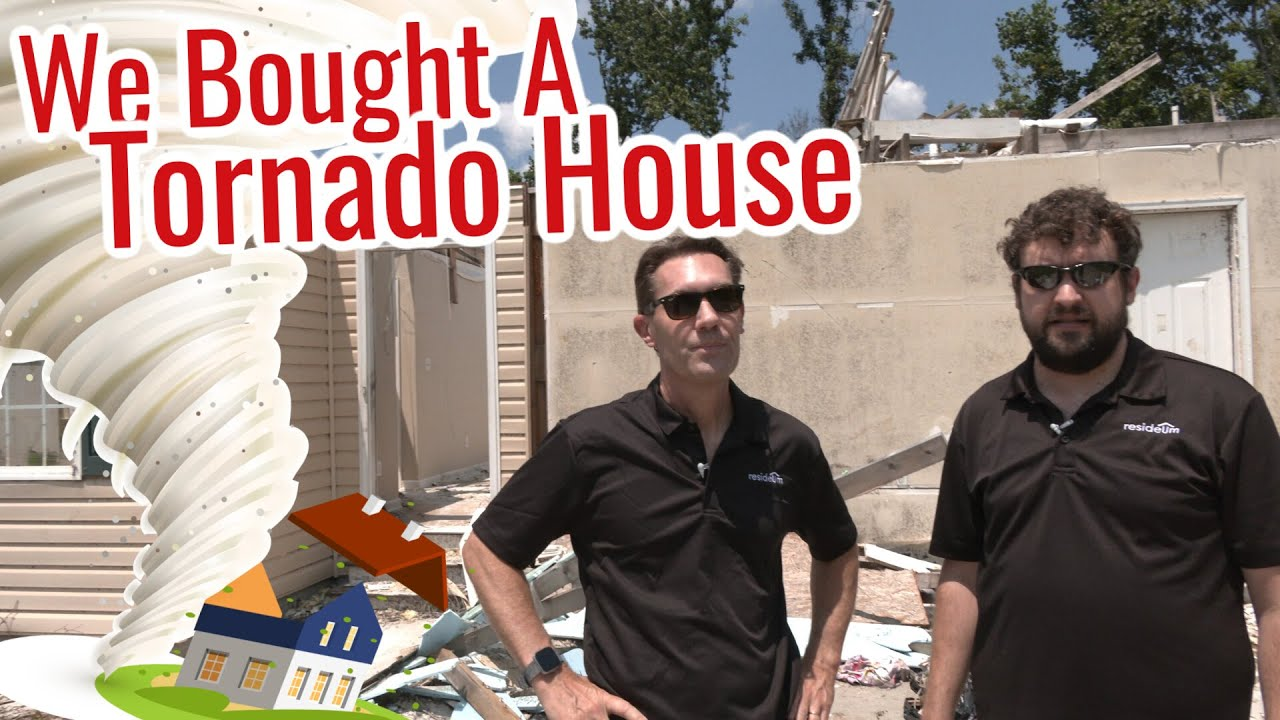 We Bought a Tornado House. We Buy Houses in Any Condition in Atlanta.