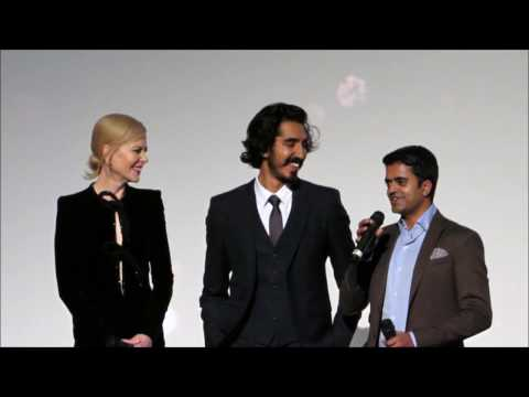 Dev Patel and Divian Ladwa talk about