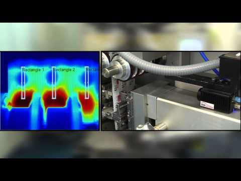 DIR Technologies | Sachet Full Monitoring (SFM) - heat sealing inspection