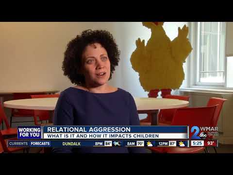 Relational Aggression and Why Kids Participate In It