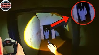 Top 6 Real Scariest Ghost Caught On Camera Videos That Will Haunt Your Journey (Hindi)