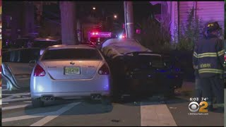 Correctional Officer Killed In Police Chase