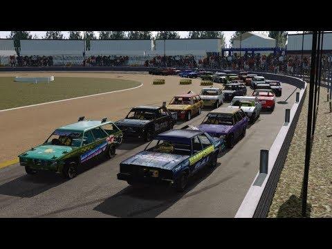 Wreckfest Banger World Final 2017 (Kizzworth Motorsport)