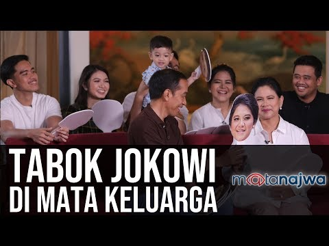 Rahasia Keluarga Jokowi: Tabok Jokowi di Mata Keluarga (Part 6) | Mata Najwa