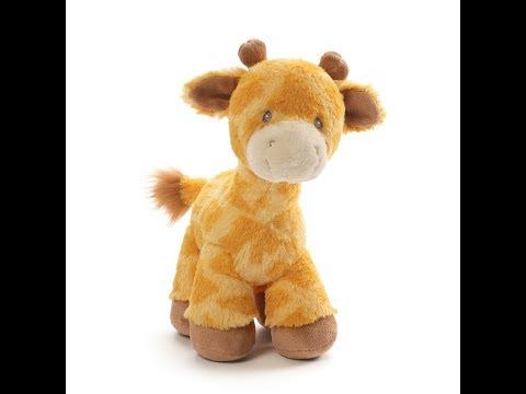 Baby Gund Tucker Giraffe Plush 8 Inches Plush Toys