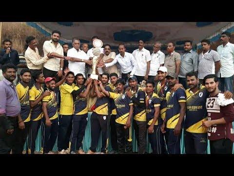 Riyaz Gori Destructive Batting | Team Elegent Trophy 2018 | Urwa, Mangalore |