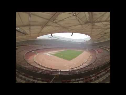 Olympic Park Beijing - A Self Guided Tour
