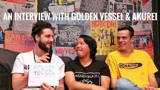 Golden Vessel Interview 2017 W Akurei &amp Pathongofaus