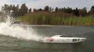 RC Boat - Joysway US-1 Catamaran GoPro Hero