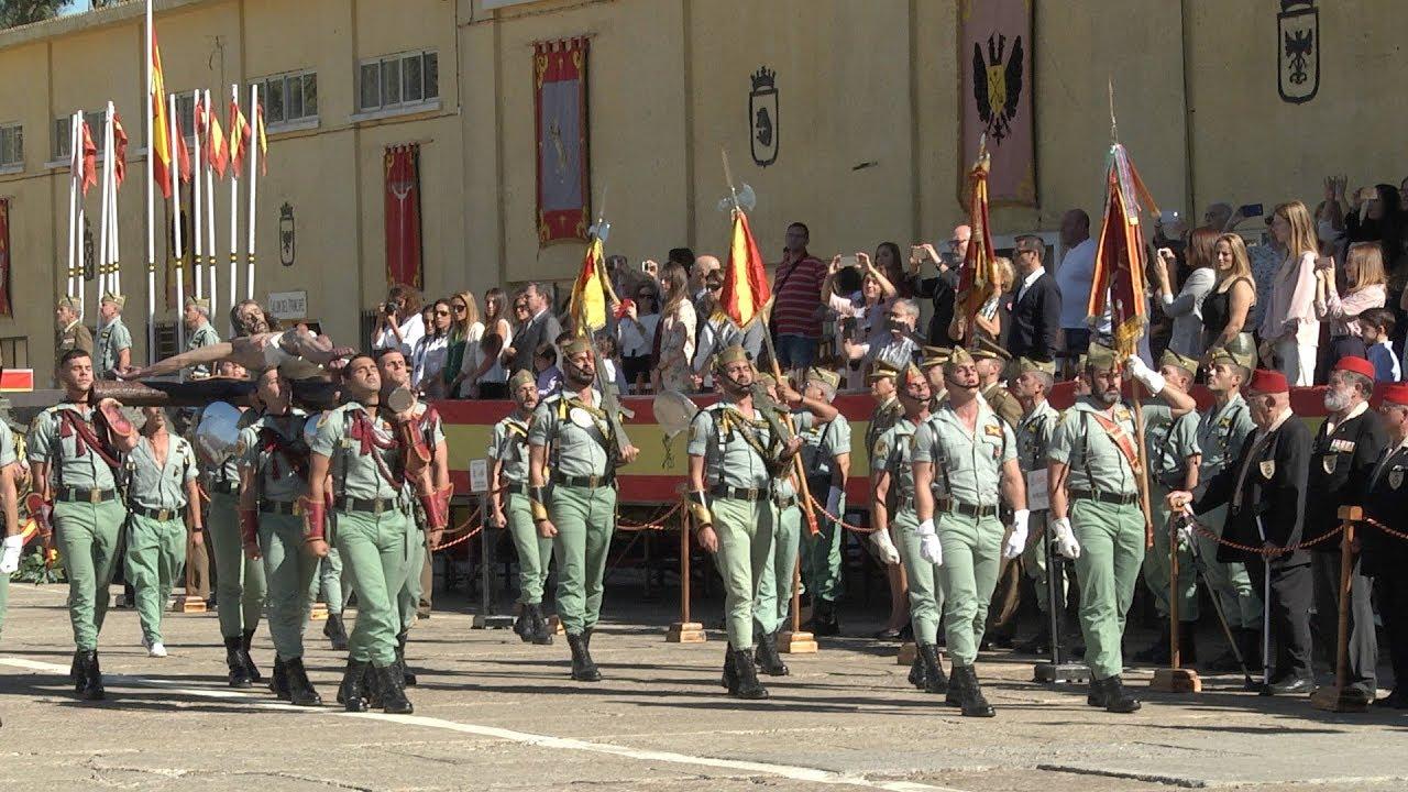 Conmemoración de la creación de la IV Bandera Cristo de ...