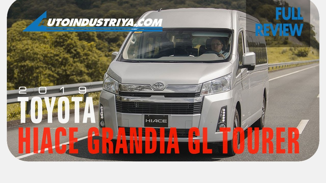 2019 Toyota Hiace GL Grandia Tourer - Car Reviews
