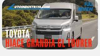 2019 Toyota Hiace GL Grandia Tourer - Full Review