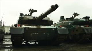 車両基地 陸上自衛隊駐屯地 スペシャル映像