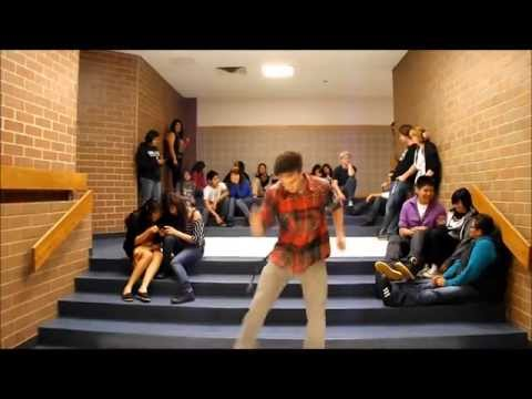 Harlem Shake - Bingham High School & Whitehorse High School