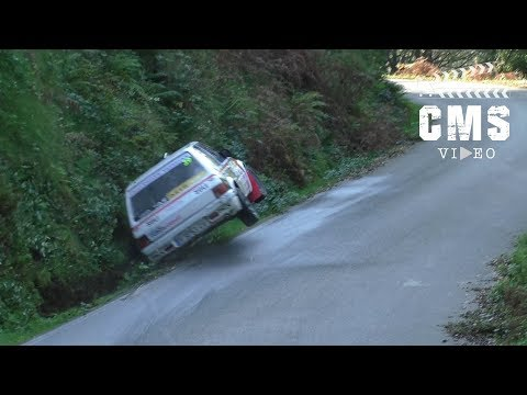 Rally Montaña Central 2017  I Crash, Show & Full Attack I CMSVideo