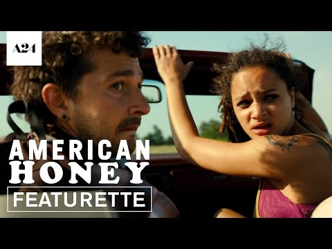 American Honey | On The Road | Official Featurette HD | A24