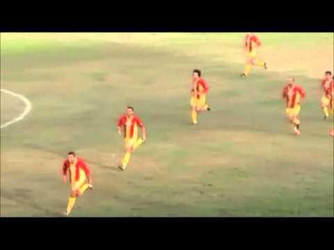 Calcio, 2^ Categoria. Piragineti - Amendolara [SERVIZIO VIDEO]