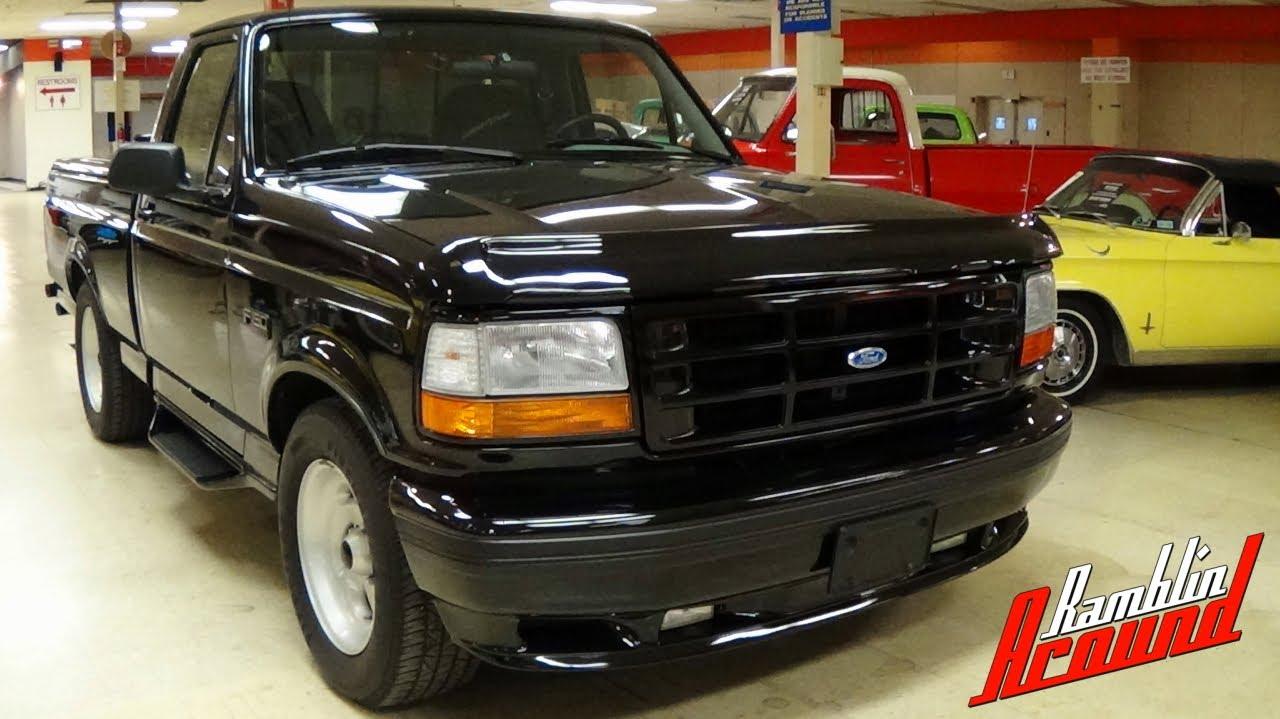 1994 Ford F150 Lightning Pickup 351 V8 410 Gears 14xxx Original Miles