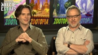 Zootopia (2016) Behind the Scenes Movie Interview - Byron Howard & Rich Moore