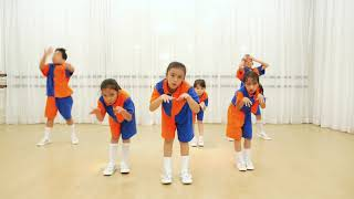 THEYJUSTKIDS Hip Hop Dance Choreography Kids Dance Choreography