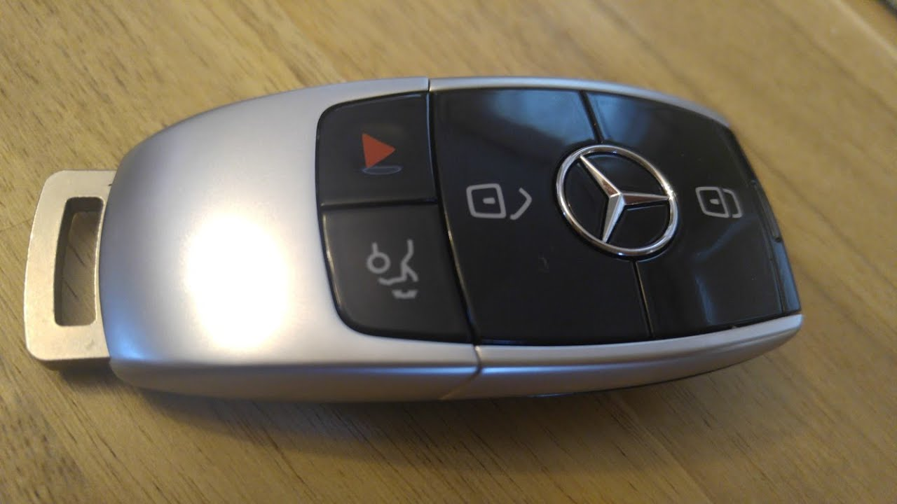 Mercedes Key Battery Change >> Mercedes Benz Key Fob Battery Replacement Change Diy