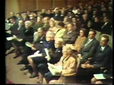 Funeral of President Harry S  Truman CBS News Coverage 12 28 1972