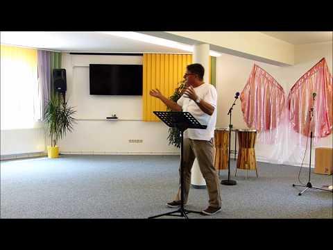 geistliche Ernährungstipps - Predigt von Michael Riedel