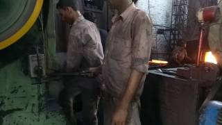 Wulox rotavator blades manufacturing process of ANG Agro  inds