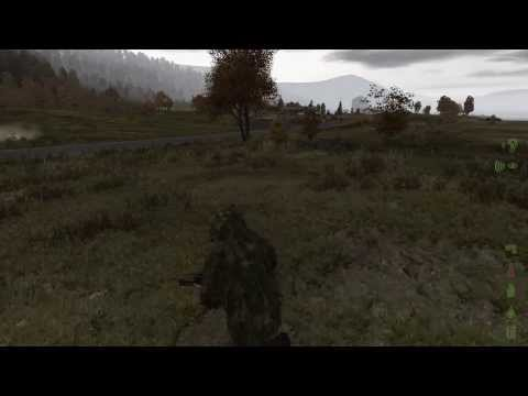 DayZ Mod: Anomalies & The Secret Lab! [HD]