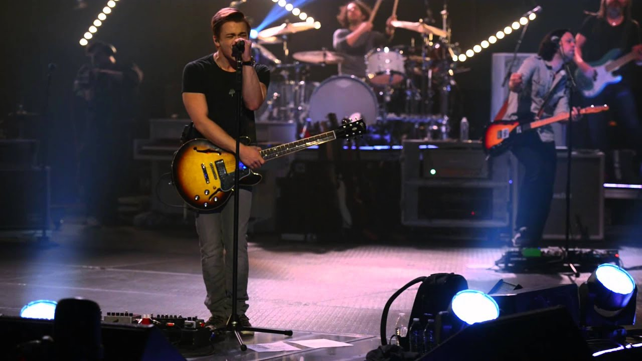 Hunter Hayes - You Think You Know Somebody (Tour Rehearsal ...
