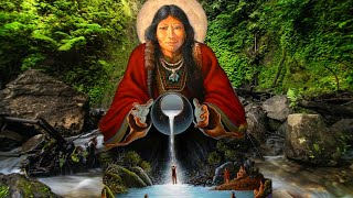 FOREST HEALING | Music Shamanic to Attract Positive Energy with Drum and Native Flute