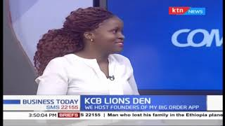 Revisiting Startups under KCB Lion's Den, founders of my big order app