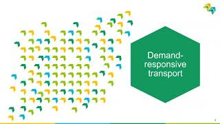 Online Thematic Discussion: Demand responsive transport as a 'last mile' mobility solution