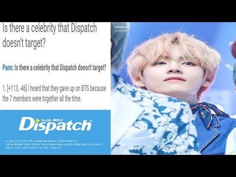 Dispatch kpop dating 2019 vs dating