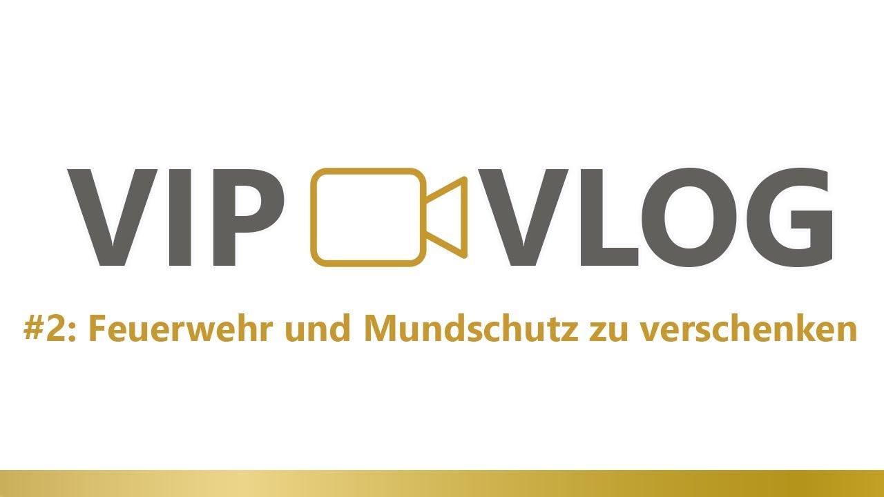 VIP | Vlog #02: Mundschutz zu verschenken!