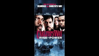 Opening to Carlito's Way Rise to Power 2005 VHS
