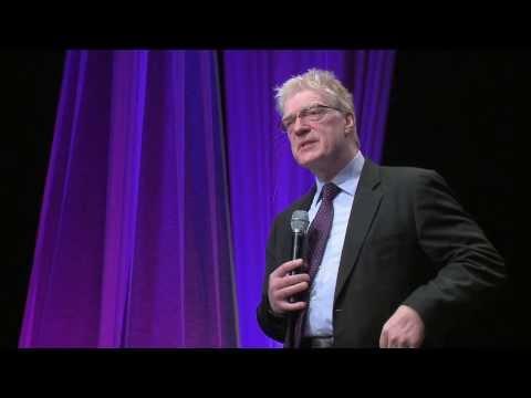Transforming Education : Sir Ken Robinson at (co)lab summit 2013