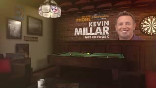 MLB Network's Kevin Millar Talks Dodgers-Red Sox World Series & More w/Dan Patrick | Full Interview