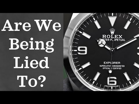 """Why """"Swiss Made"""" Is A Lie (The Truth)"""