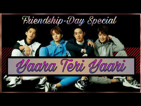 Yaara Teri Yaari/darshan Rava/multi-friendship/friendship Day Special.