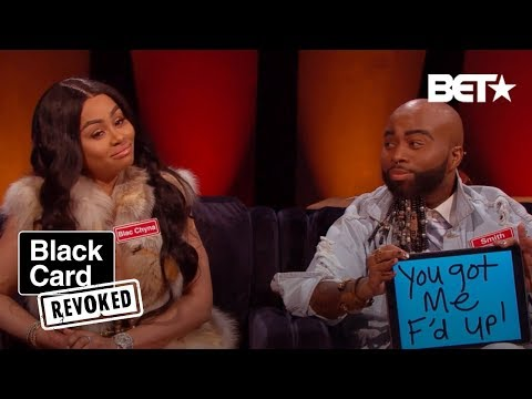 Did Blac Chyna Really Have To Tell Kim K This?  Black Card Revoked