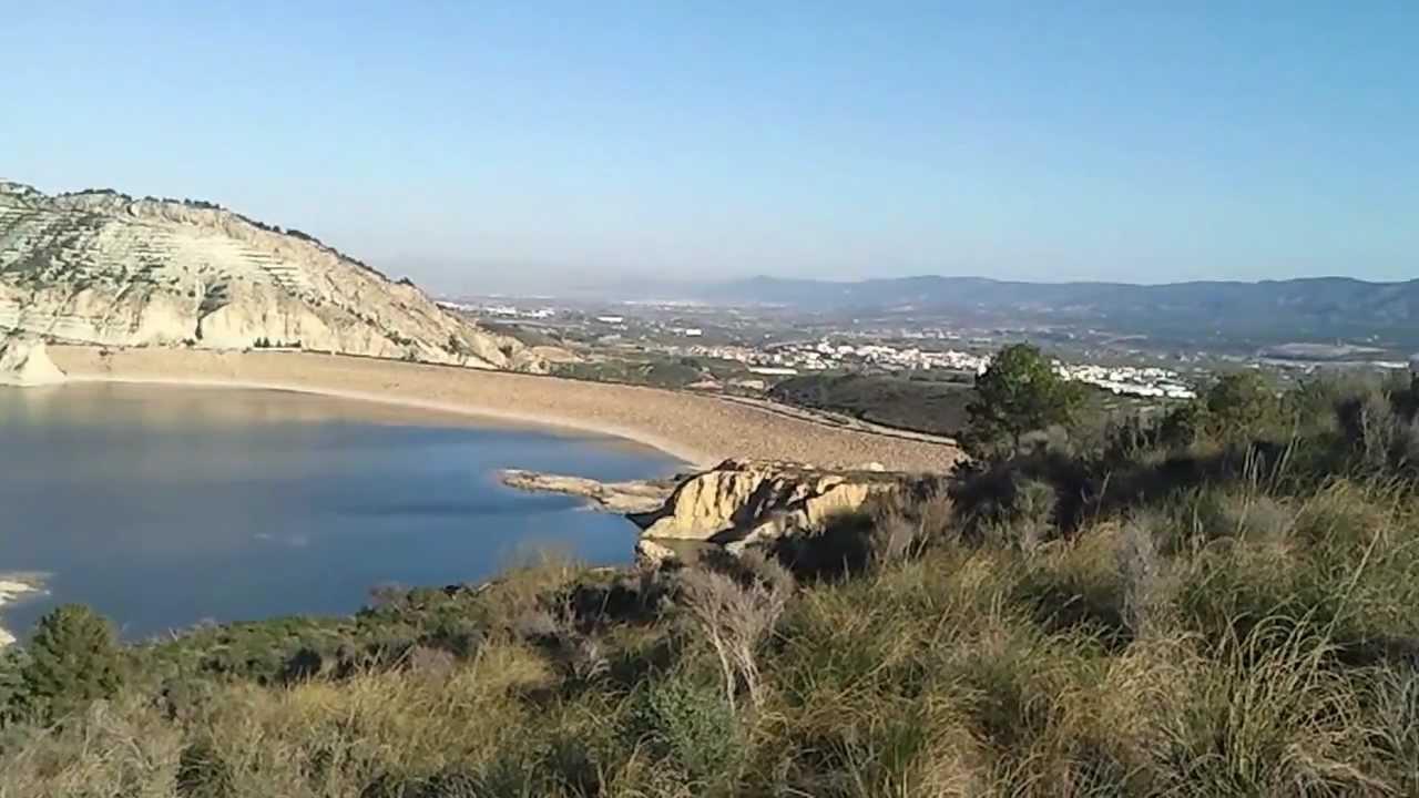 Paraje Protegido Los Barrancos de Gebas,con el Pantano de Algeciras ...