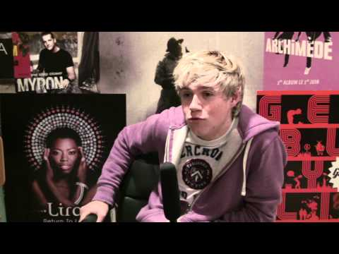 One Direction's Niall Horan tells Sugarscape...