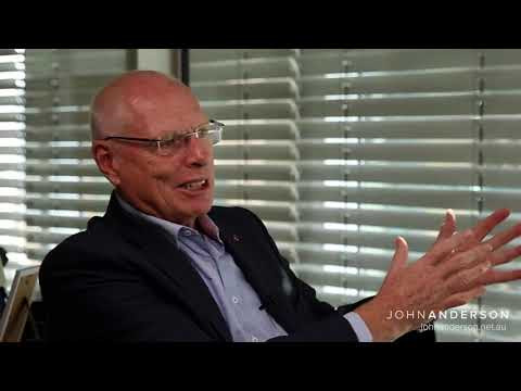 Conversations with John Anderson: Featuring Senator Jim Molan