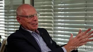 Conversations with John Anderson: Featuring Senator Jim Molan