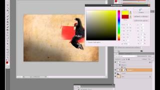 Видеоурок Photoshop CS5