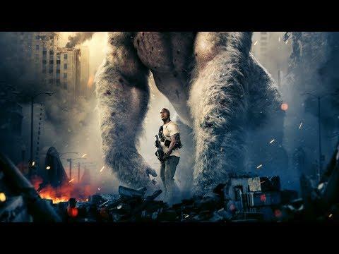 RAMPAGE: DEVASTACIÓN - Trailer 1 - Oficial Warner Bros. Pictures