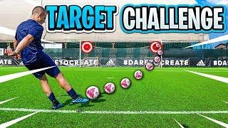 🎯 TARGET FOOTBALL CHALLENGE con gli ELITES!