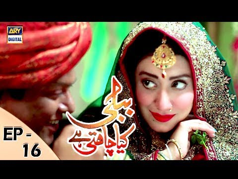 Bubbly Kya Chahti Hai - Episode 16 - 23rd November 2017 - ARY Digital Drama