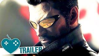 Deus Ex Mankind Divided Launch Trailer German Deutsch  2016 Action RPG for PC PS4 Xbox One Kanal Abo